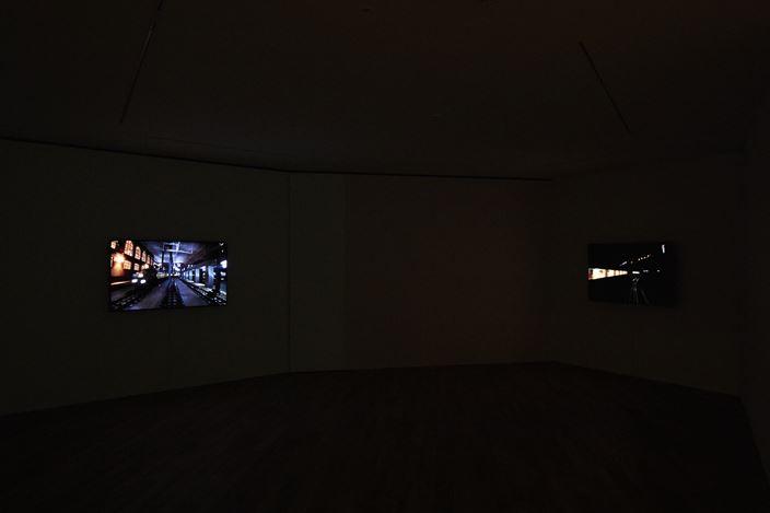 Exhibition view: Yu OGATA & ICHIRO OGATA ONO, UNMANNED, Taka Ishii Gallery Photography / Film, Tokyo (24 February–31 March 2018). Courtesy of Taka Ishii Gallery Photography / Film. Photo: Kenji Takahashi.