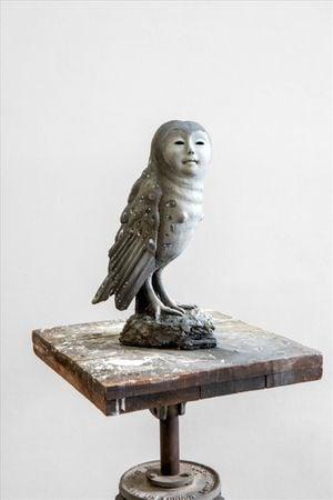 Messenger by Cathie Pilkington contemporary artwork