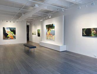 Exhibition view: Hollis Heichemer,Entanglement, Hollis Taggart, New York (10 September–9 October 2021). Courtesy Hollis Taggart.