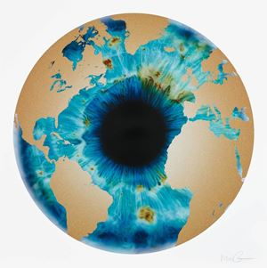 New Geography by Marc Quinn contemporary artwork