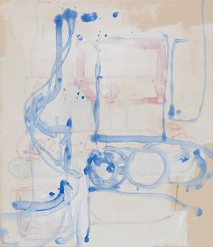Upside Down Frame by Jake Walker contemporary artwork