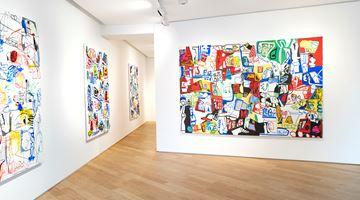 Contemporary art exhibition, Jan Voss, A l'écoute at Galerie Lelong & Co. Paris, 38 Avenue Matignon, Paris, France