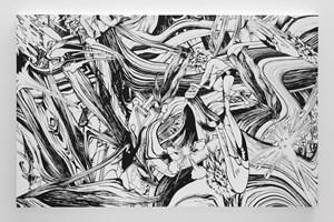 Chaos (Nebuchadnezzar in Abu Ghraib) by Jim Shaw contemporary artwork