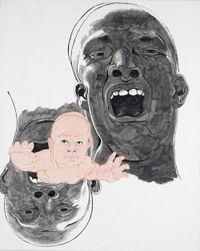 2014 – 2017 by Fang Lijun contemporary artwork painting
