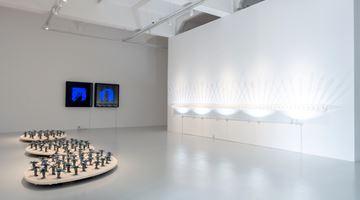 Contemporary art exhibition, Muhammad Akbar, Bandu Darmawan, Prihatmoko Moki, Elia Nurvista, Patricia Untario, There's no place like at Yavuz Gallery, Singapore