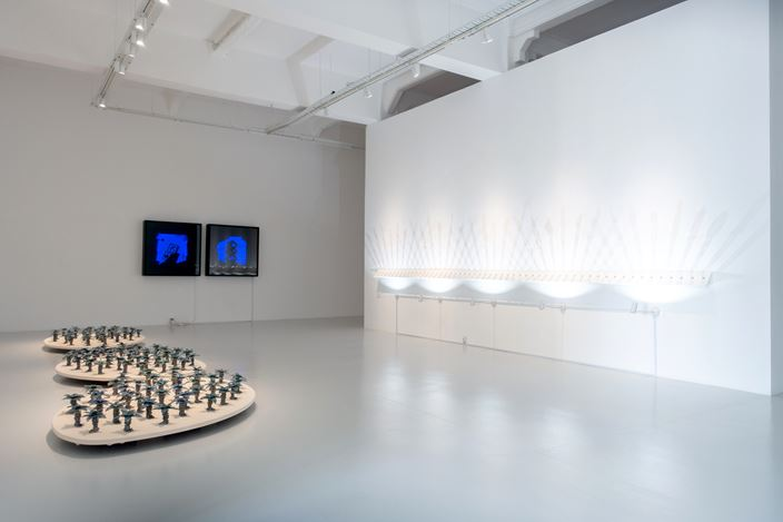 Exhibition view: There's no place like, Yavuz Gallery, Singapore (6–26 November 2020). Courtesy Yavuz Gallery.