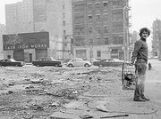 How Gordon Matta-Clark took a chainsaw to 70s New York