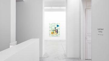 Contemporary art exhibition, Farah Atassi, Paintings at Almine Rech, Rue de Turenne, Paris