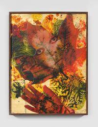 Autumn Goodbye by Marnie Weber contemporary artwork mixed media