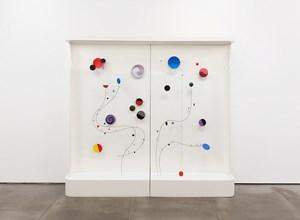 Kinetic object by Abraham Palatnik contemporary artwork