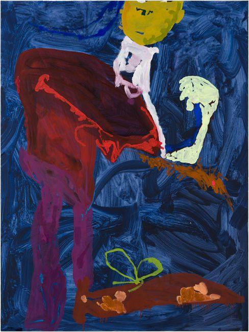 the edge of envy by Tom Polo contemporary artwork