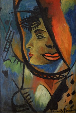 Profil by Francis Picabia contemporary artwork