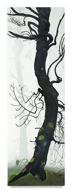 Arbor Ignudi #1 by Inka Essenhigh contemporary artwork