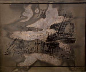 Untitled by Sigmar Polke contemporary artwork photography