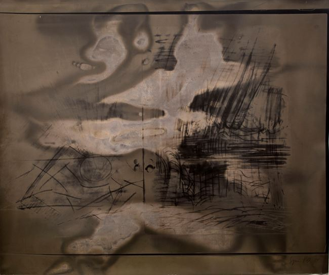 Untitled by Sigmar Polke contemporary artwork