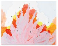 Bombardment of the Senses by Brian Alfred contemporary artwork painting