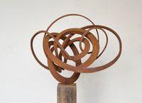 Sensitive lightness by Pieter Obels contemporary artwork sculpture