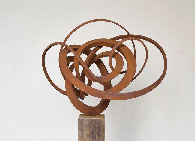 Sensitive lightness by Pieter Obels contemporary artwork