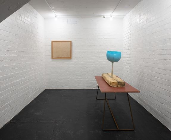 Exhibition view: Hany Armanious, O Week, Michael Lett (11 October–9 November 2019). Courtesy of Michael Lett.