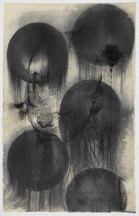 Suite Paris XIV by Jaume Plensa contemporary artwork works on paper