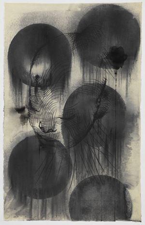 Suite Paris XIV by Jaume Plensa contemporary artwork