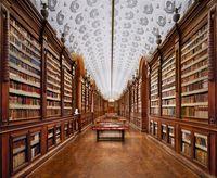 Biblioteca Bodoniana, Parma by Ahmet Ertug contemporary artwork photography