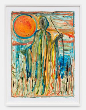 Reaper by Josh Smith contemporary artwork