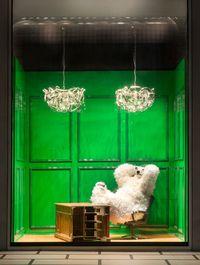 I am a professional bear by Paola Pivi contemporary artwork sculpture