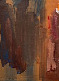 Untitled by Helen Frankenthaler contemporary artwork painting