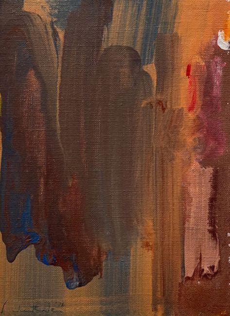 Untitled by Helen Frankenthaler contemporary artwork