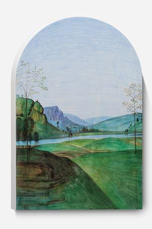 Landscape Portrait-Perugia 01 by Dong Dawei contemporary artwork painting