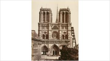 Contemporary art exhibition, Group Exhibition, An Exhibition For Notre-Dame at Gagosian, Paris, France
