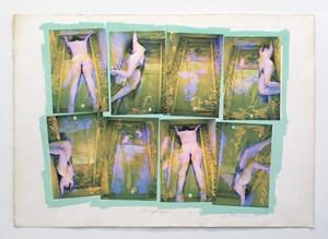 Forbidden Actions - Museum Sarcophagus by Carolee Schneemann contemporary artwork