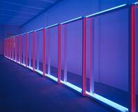 untitled by Dan Flavin contemporary artwork installation