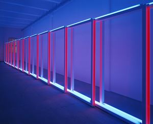 untitled by Dan Flavin contemporary artwork