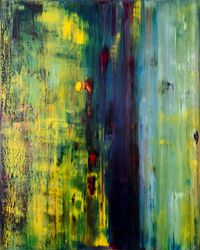 The Known (Unknown) by Charlotte Acklin contemporary artwork painting