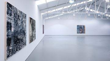 Contemporary art exhibition, Jorge Tacla, Señal de Abandono at Sabrina Amrani, Sallaberry, 52, Madrid, Spain