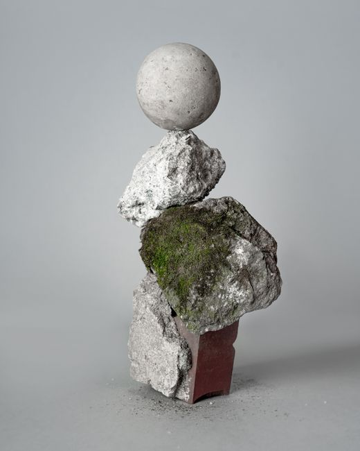 Unstable Equilibrium by Seongyeon Jo contemporary artwork