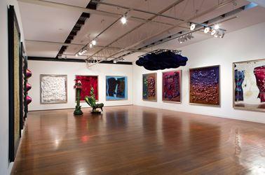 Dale Frank, Sabco Peroxide, 2016, Exhibition view, Roslyn Oxley9 Gallery, Sydney. Courtesy Roslyn Oxley9 Gallery, Sydney.