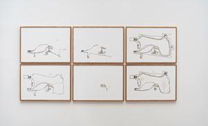 Caca ao Fantasma IV by Rivane Neuenschwander contemporary artwork
