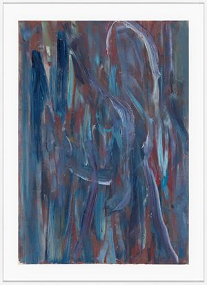 Dreamless III by Sabine Moritz contemporary artwork