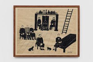 Le Canton [County] by Véronique Filozof contemporary artwork