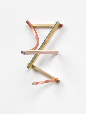 Jawlensky's Smile #6 (R. Klüger) by Henrik Eiben contemporary artwork