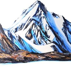 Winter's Edge by Neil Frazer contemporary artwork