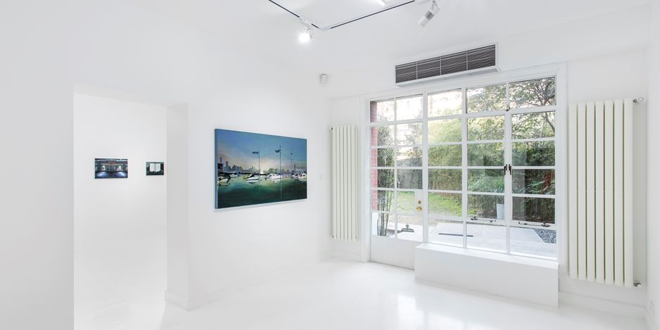 Exhibition view: Gao Yuan, Eternal Return, Capsule Shanghai (11 March–30 April 2017). Courtesy Capsule Shanghai.