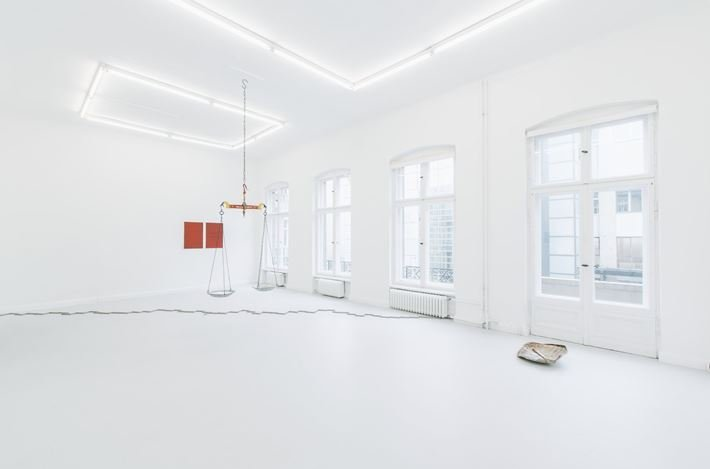 Exhibition view: A Year Without The Southern Sun, XC.HuA Berlin (22 February–30 May 2020). Courtesy XC.HuA.