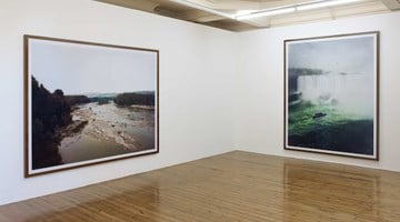 Contemporary art exhibition, Andreas Gursky, Early Landscapes at Sprüth Magers, London