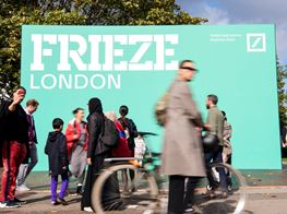 Frieze London Cancelled, Replaced by Online Viewing Room