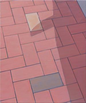 Street 바닥 by Hyunwoo Li contemporary artwork