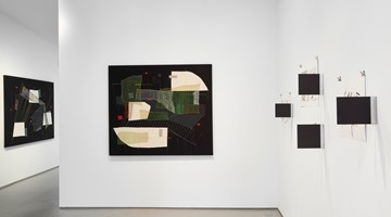 Contemporary art exhibition, Christine Gedeon, Syria...As My Mother Speaks at Jane Lombard Gallery, New York